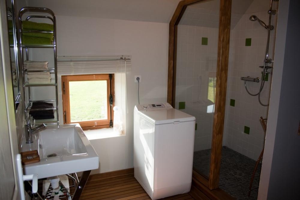 Gîte 3 salle de bains