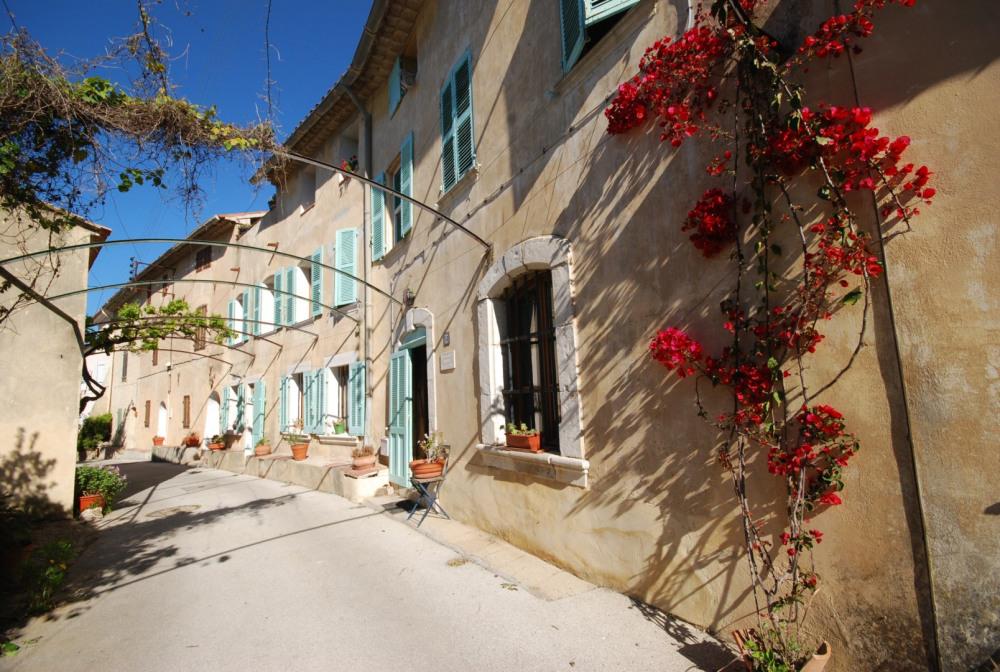 La Bastide d'Estienne et sa ruelle