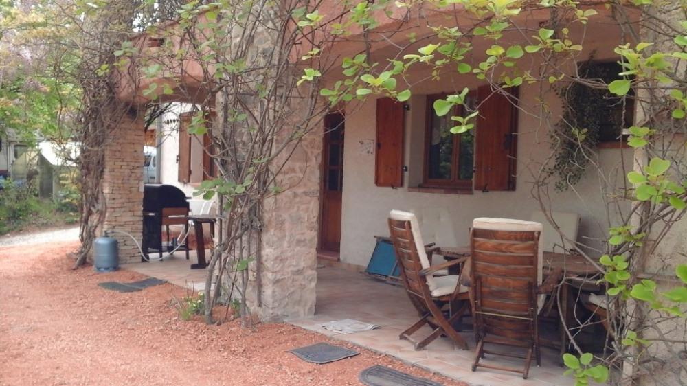 Location vacances Esparron-de-Verdon -  Maison - 5 personnes - Barbecue - Photo N° 1