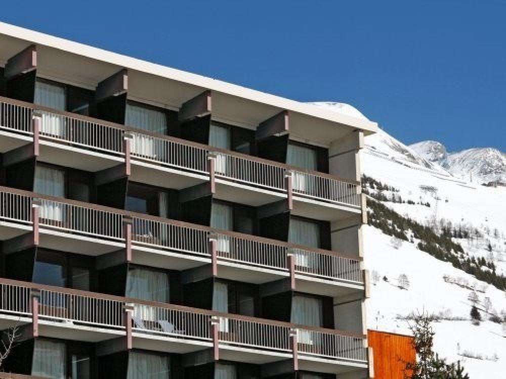 Résidence Les 2 Alpes - Studio 4 personnes - Cabine