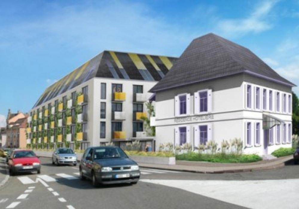 Appart'hôtel La Rose d'Argent - 2 pièces 4 pers.