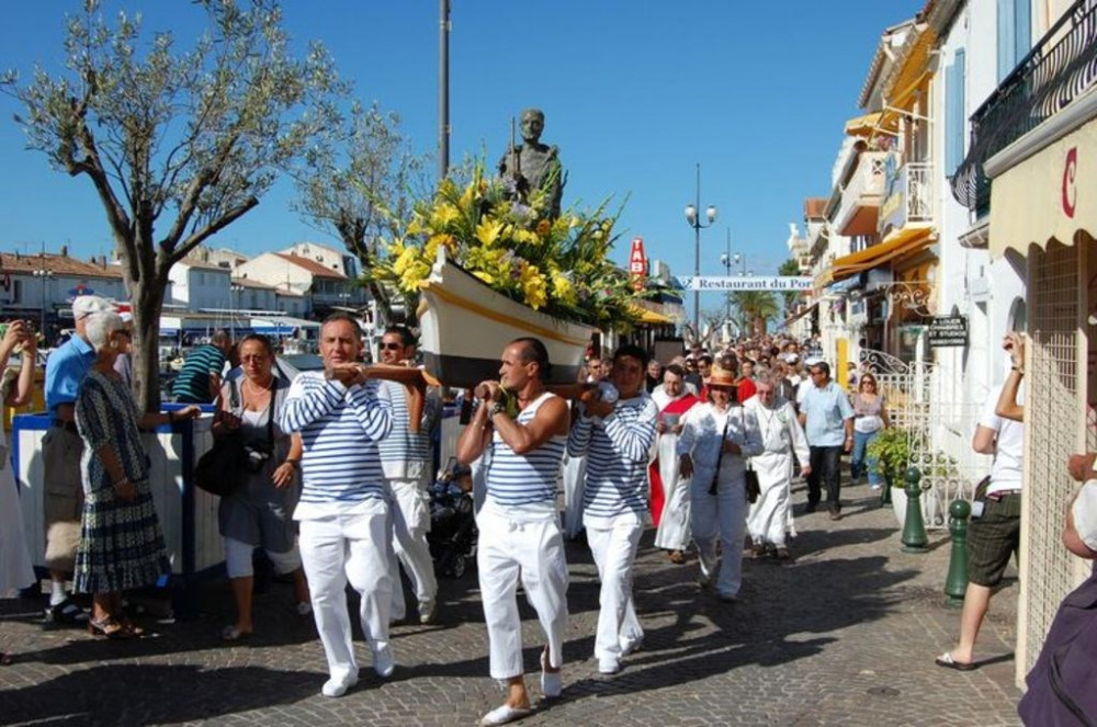 la fête des pécheurs (la St Pierre)