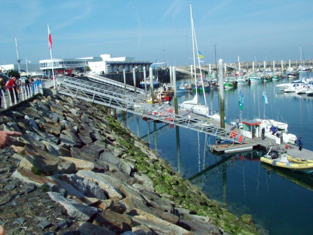 nouveau port professionels