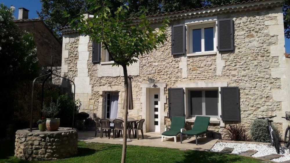 Holiday rentals Mouriès - House - 5 persons - BBQ - Photo N° 1