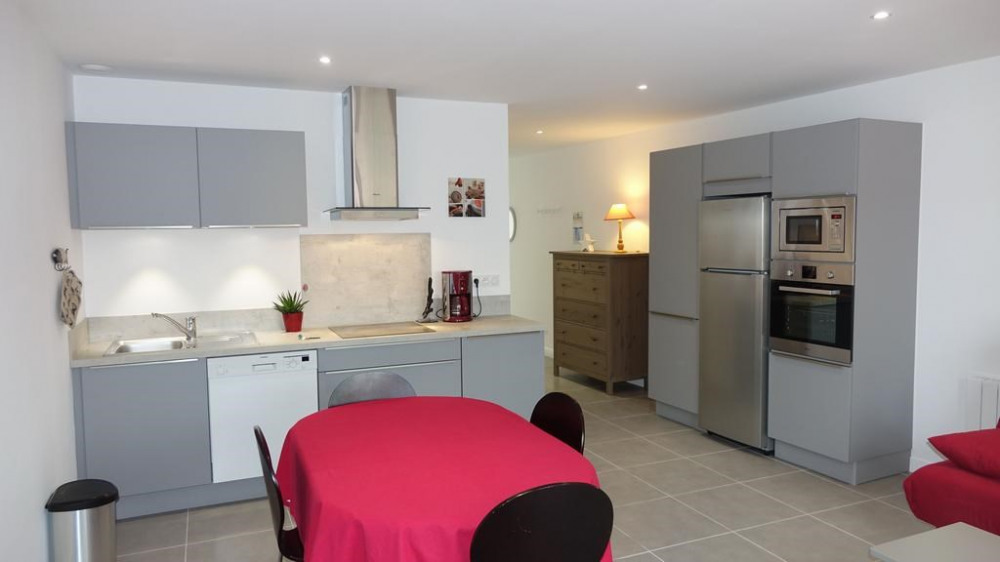 Holiday rentals La Flotte - House - 3 persons - BBQ - Photo N° 1