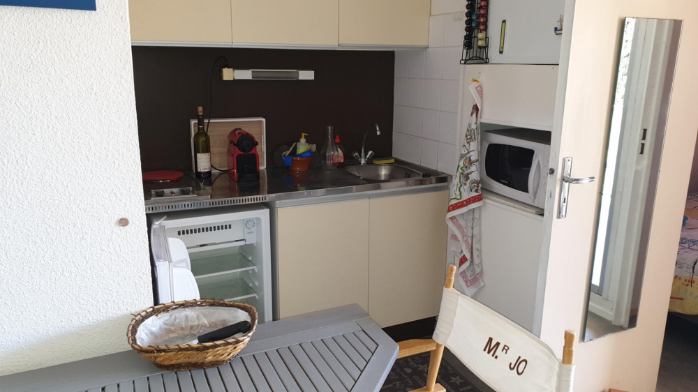 Location vacances Narbonne -  Appartement - 3 personnes - Climatisation - Photo N° 1