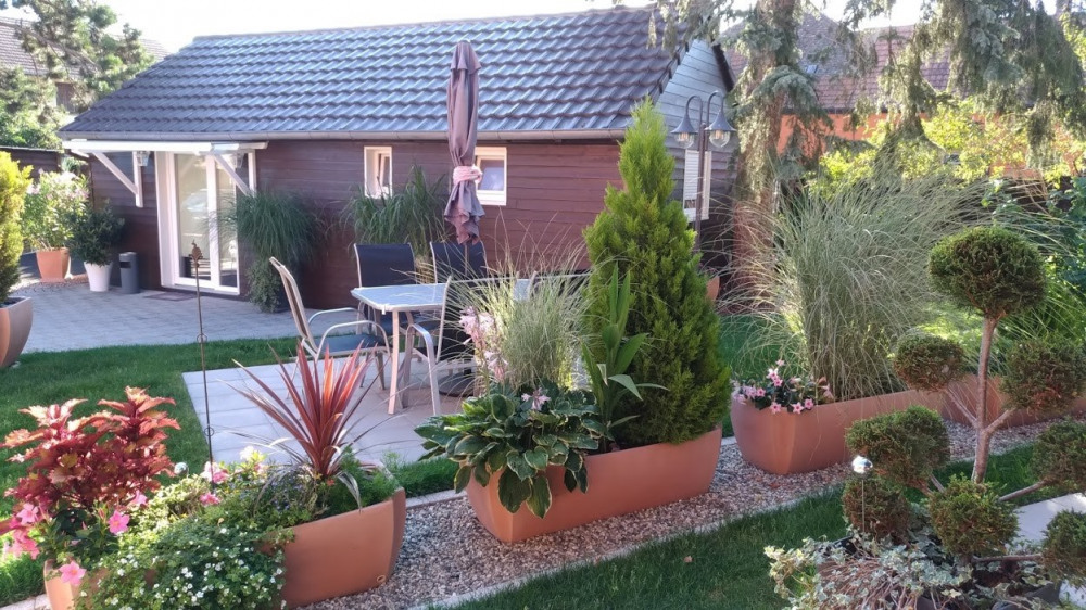 Location vacances Baldenheim -  Gite - 4 personnes - Barbecue - Photo N° 1