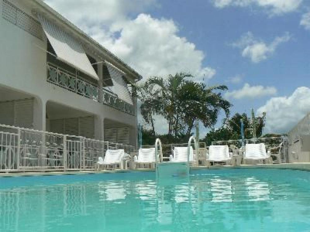 gîte avec piscine pour 2 a 8 personnes , bord de mer , 3 épis gîtes de France, recommandé tripadvisor - Sainte Anne