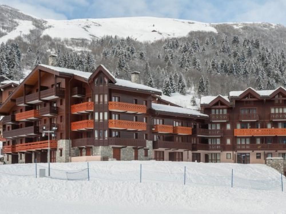 Pierre & Vacances, Athamante et Valériane - Appartement 3 pièces 6/7 personnes Standard