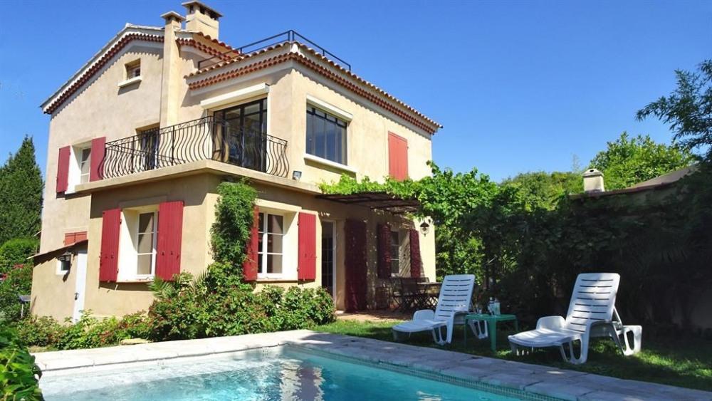 Villa pour 10 pers. avec piscine privée, Saint-Cyr-sur-Mer