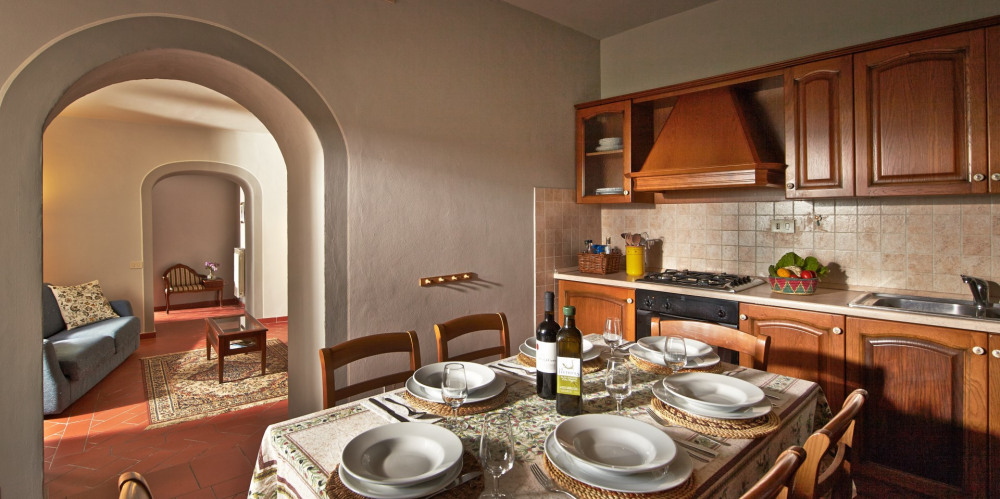 Maison 2 - La cuisine