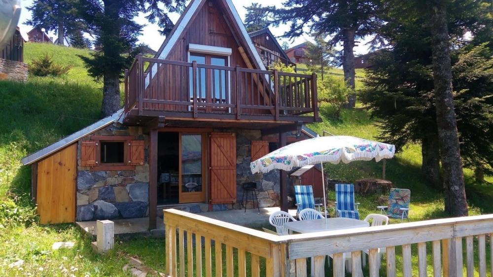 Location vacances Ustou -  Maison - 6 personnes - Barbecue - Photo N° 1