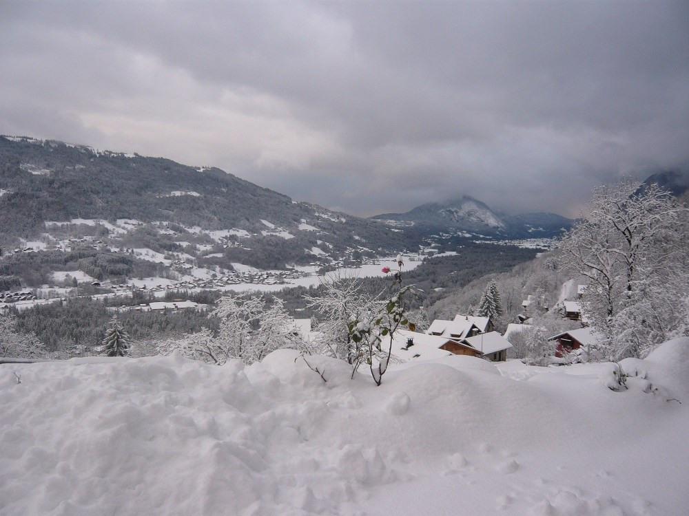 Grosse chute de neige en 2014