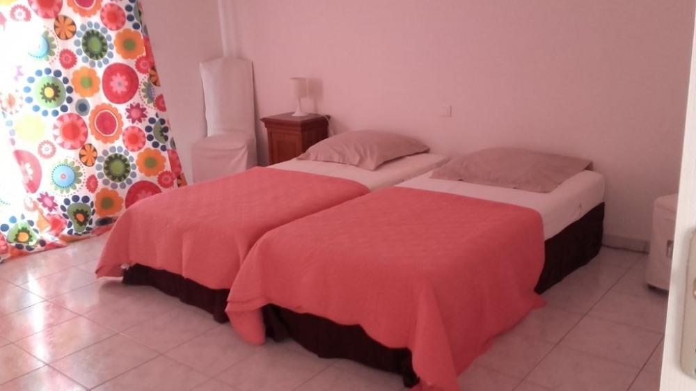 Chambre lit jumeaux