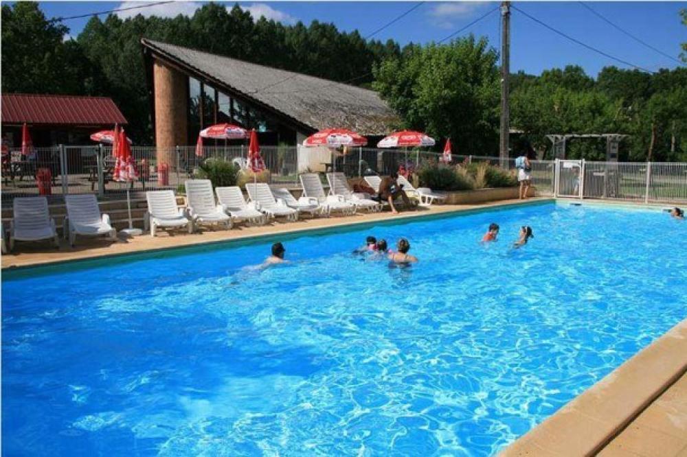 Domaine du Lac de Neguenou - Mobilhome Privilege 2 chambres (40m² terrasse comprise)