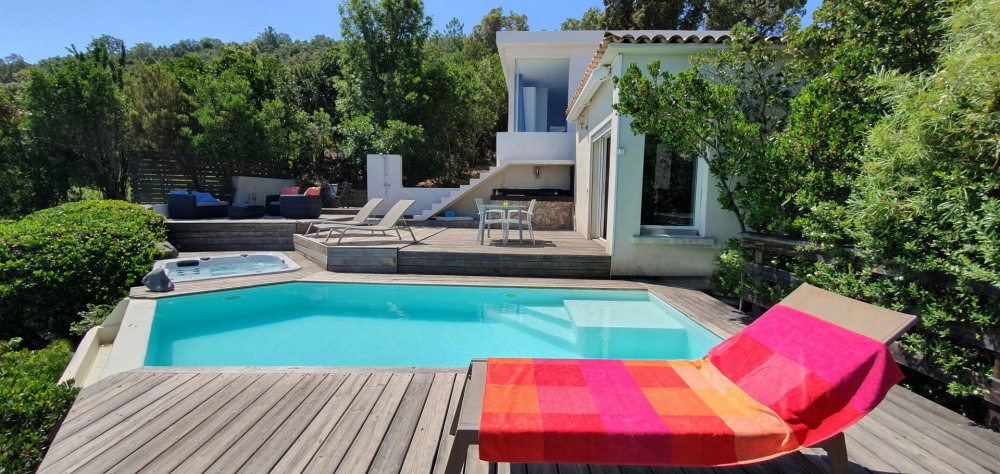 Holiday rentals Conca - House - 4 persons - BBQ - Photo N° 1