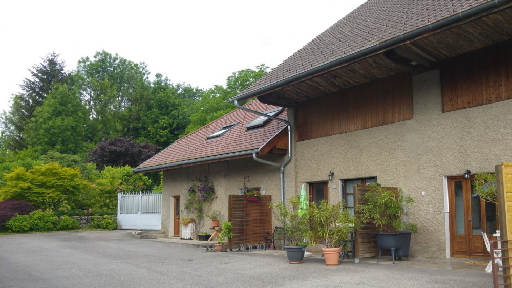 Holiday rentals Annecy - House - 4 persons - Garden furniture - Photo N° 1