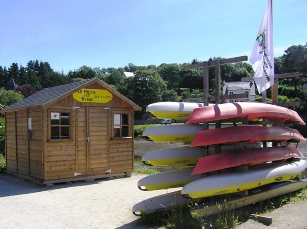 Location de Kayaks à Pont-Aven