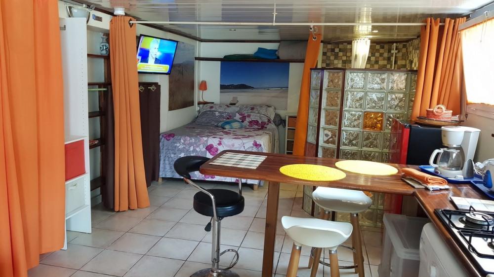 Location vacances Saint-Paul -  Gite - 3 personnes - Télévision - Photo N° 1