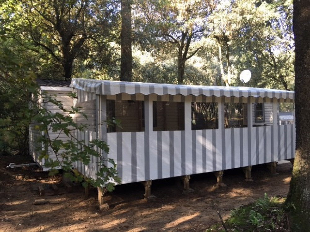 mobilhome camping les pierres couchées