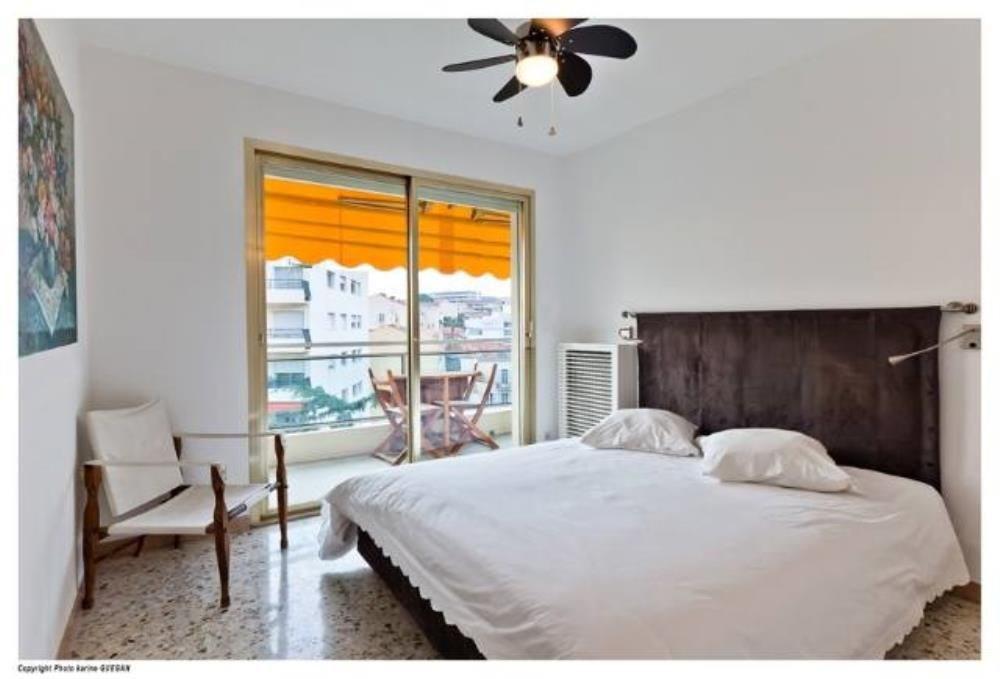 Chambre avec lit double séparable en 2 lits simples