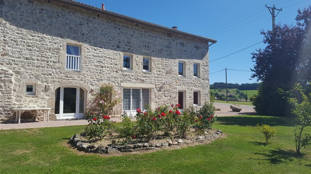 Holiday rentals Saint-Julien-d'Ance - House - 14 persons - BBQ - Photo N° 1