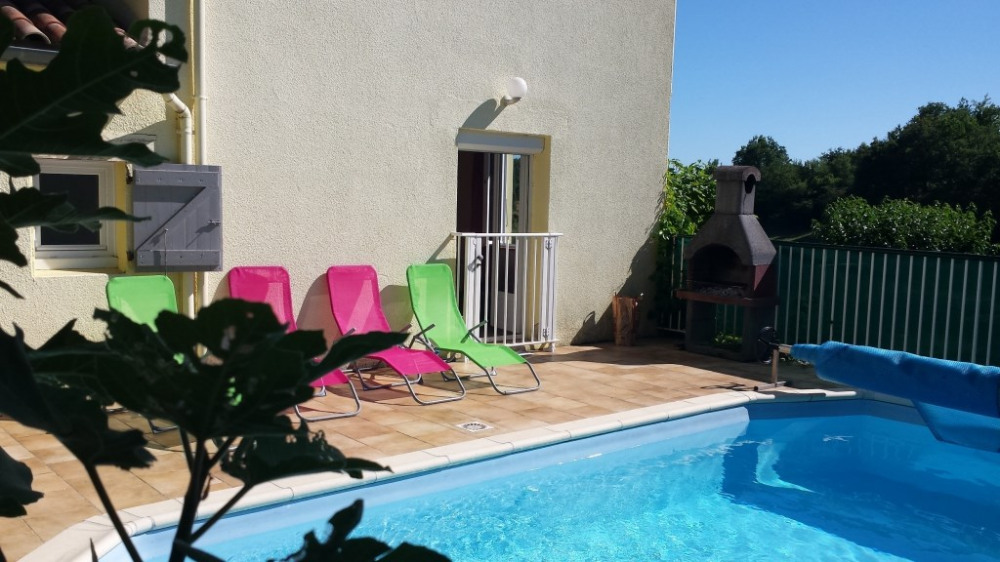 piscine / terrasse