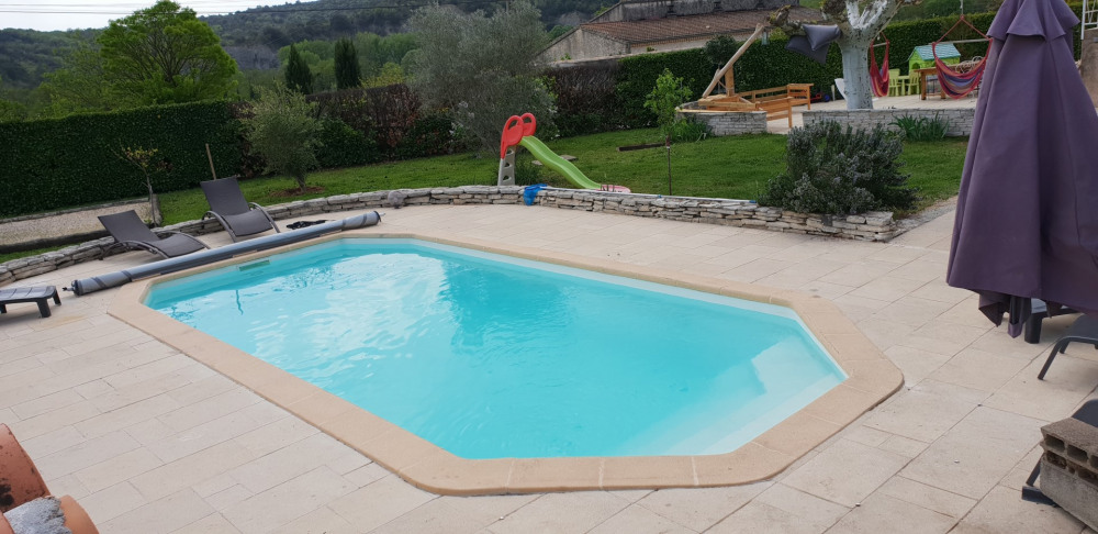 Location vacances Vallon-Pont-d'Arc -  Gite - 4 personnes - Barbecue - Photo N° 1