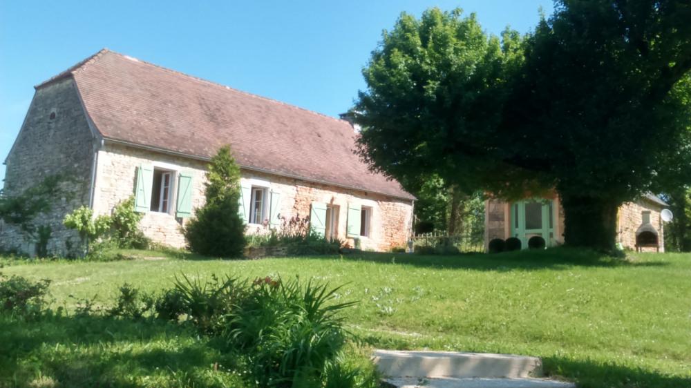 Location vacances Cressensac -  Gite - 10 personnes - Barbecue - Photo N° 1