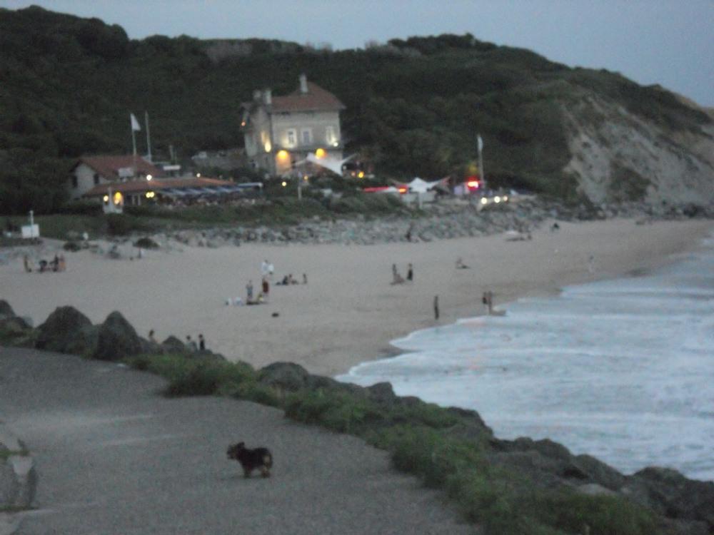 restaurants sur bord de plage