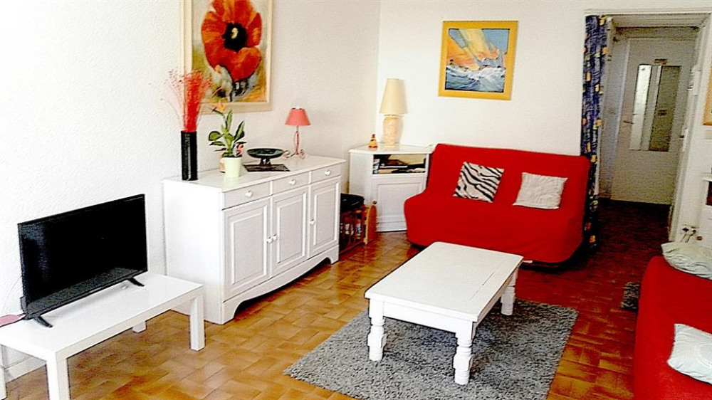 Ferienwohnungen Agde - Wohnung - 5 Personen - Garten - Foto Nr. 1