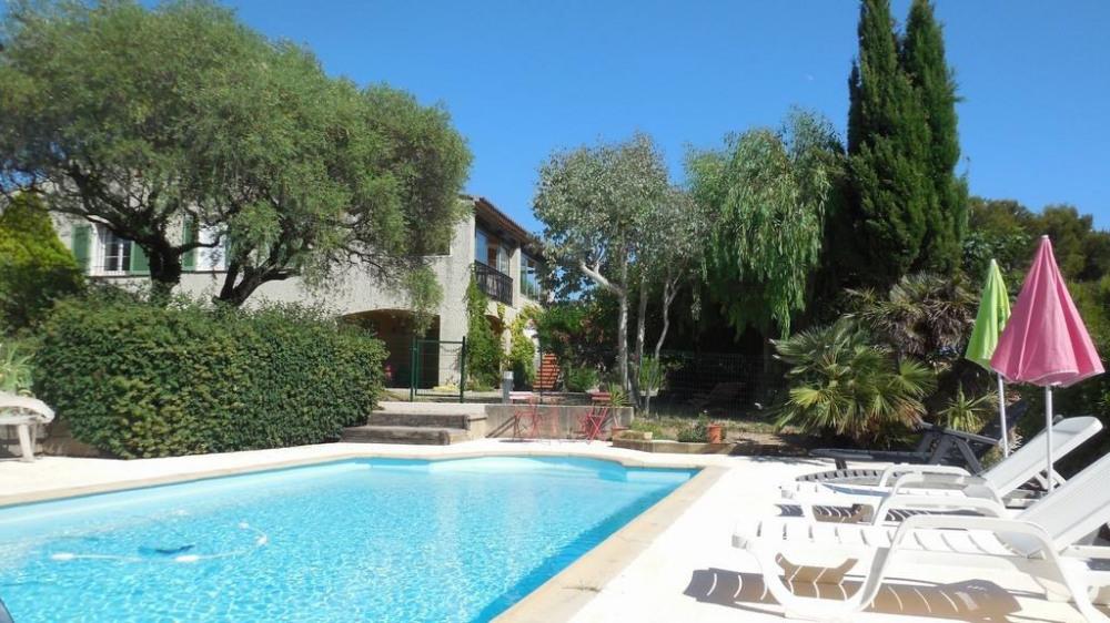 Maison pour 8 pers. avec piscine privée, Sanary-sur-Mer