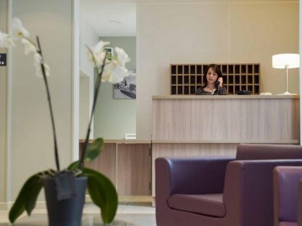 Adagio access Aparthotel Nantes Viarme - Appartement 1 chambre 4 personnes