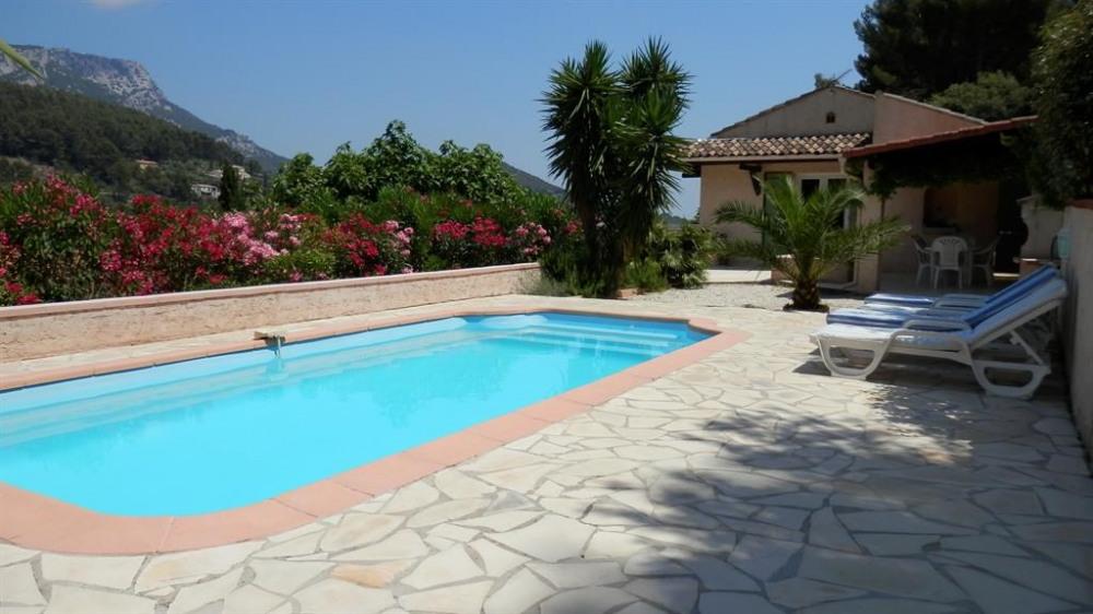 Location vacances Toulon -  Maison - 5 personnes - Barbecue - Photo N° 1