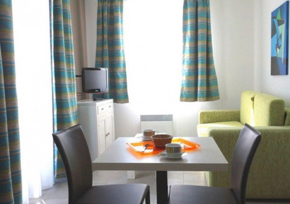Résidence An Douar - Studio Cabine 4 pers - 30/35 m² vue mer avec balcon