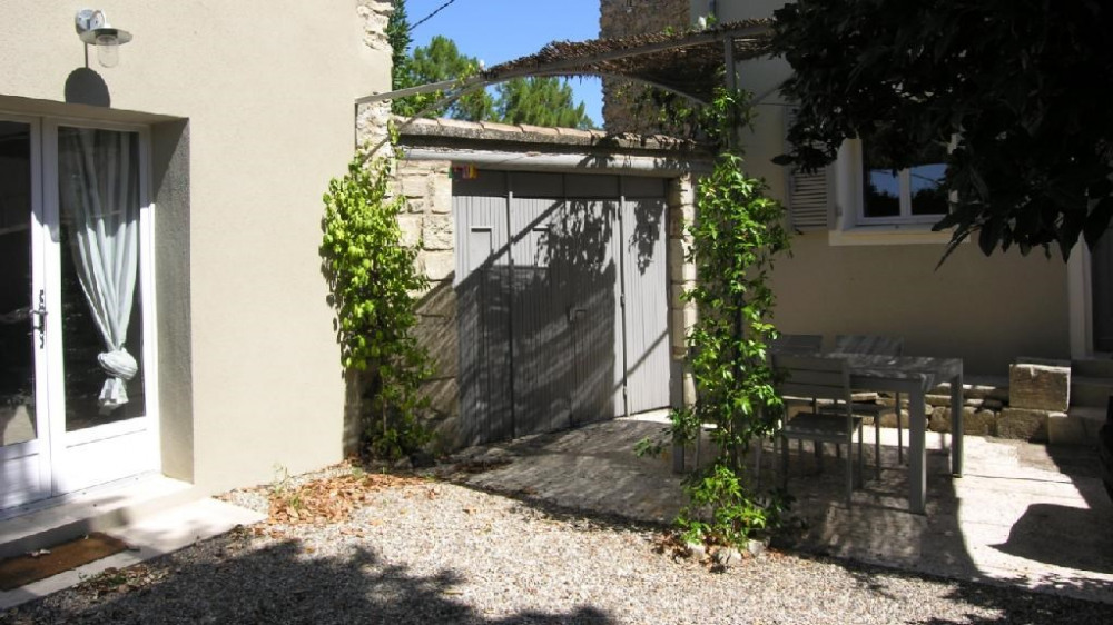 Holiday rentals Bédoin - House - 4 persons - BBQ - Photo N° 1