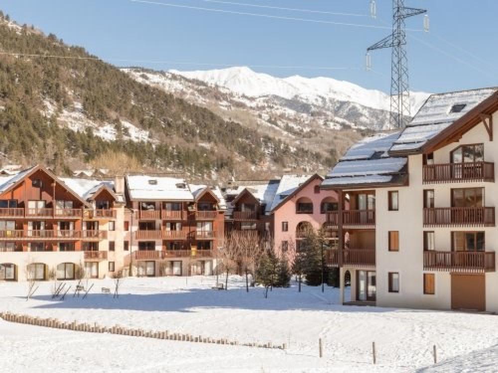 Pierre & Vacances, L'Alpaga - Appartement 3 pièces 7 personnes Standard