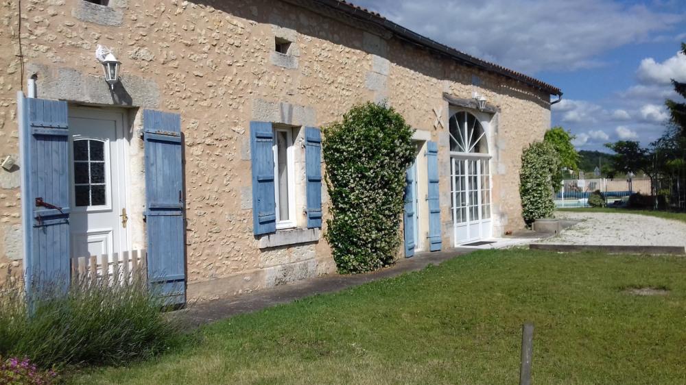 Location vacances Saint-Antoine-Cumond -  Maison - 8 personnes - Chaise longue - Photo N° 1