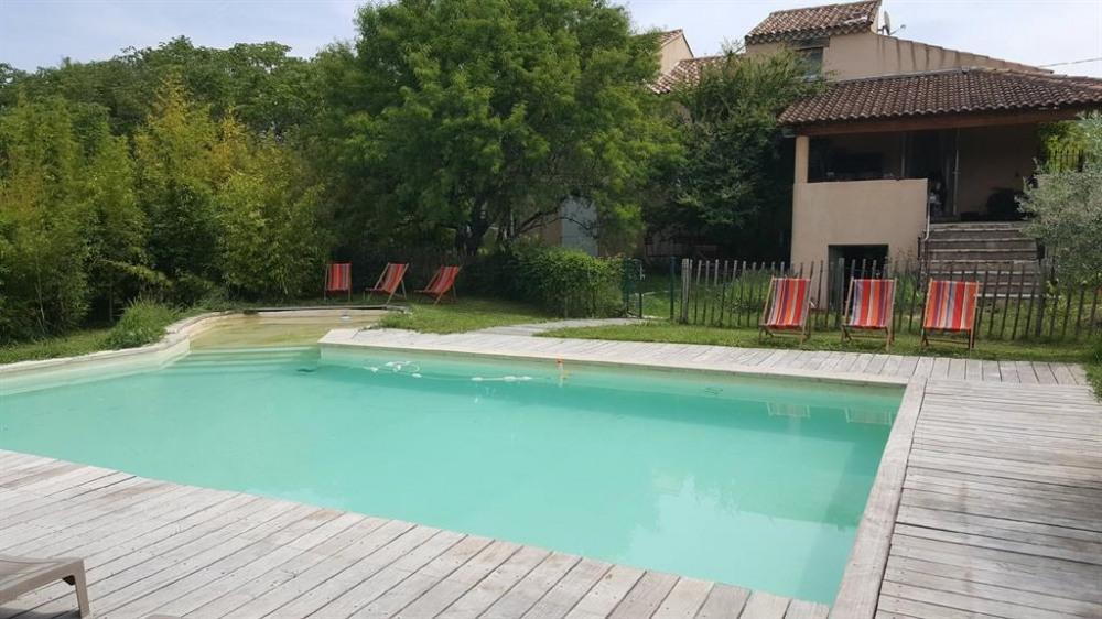 Maison  pour 6 personne(s) avec piscine privée - Draps fournis