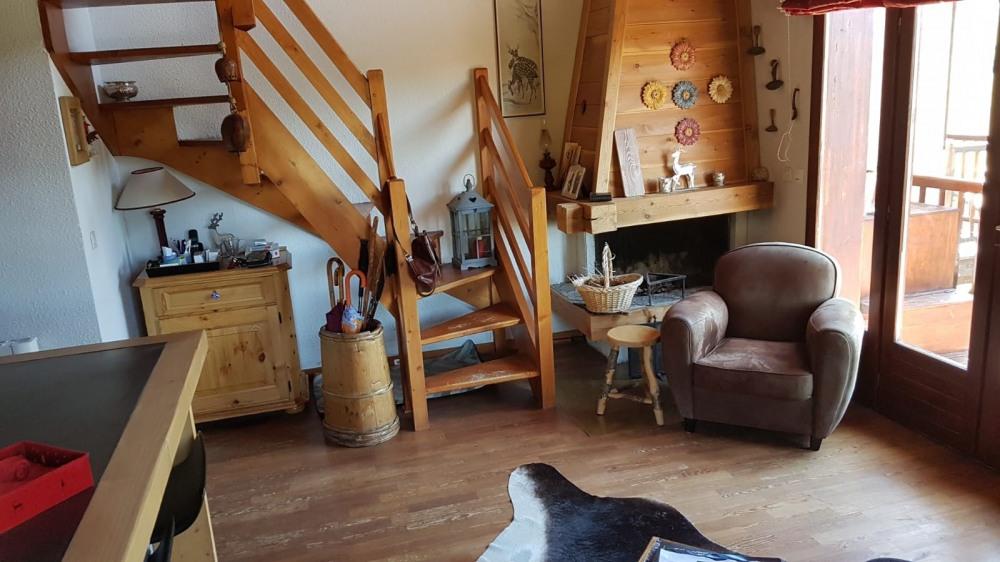 Location vacances Montgenèvre -  Appartement - 5 personnes - Aspirateur - Photo N° 1