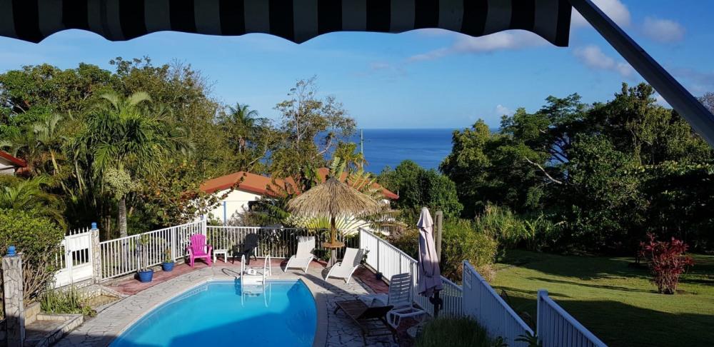 Chalets Sous-le-Vent - Réserve Cousteau Guadeloupe - Bouillante