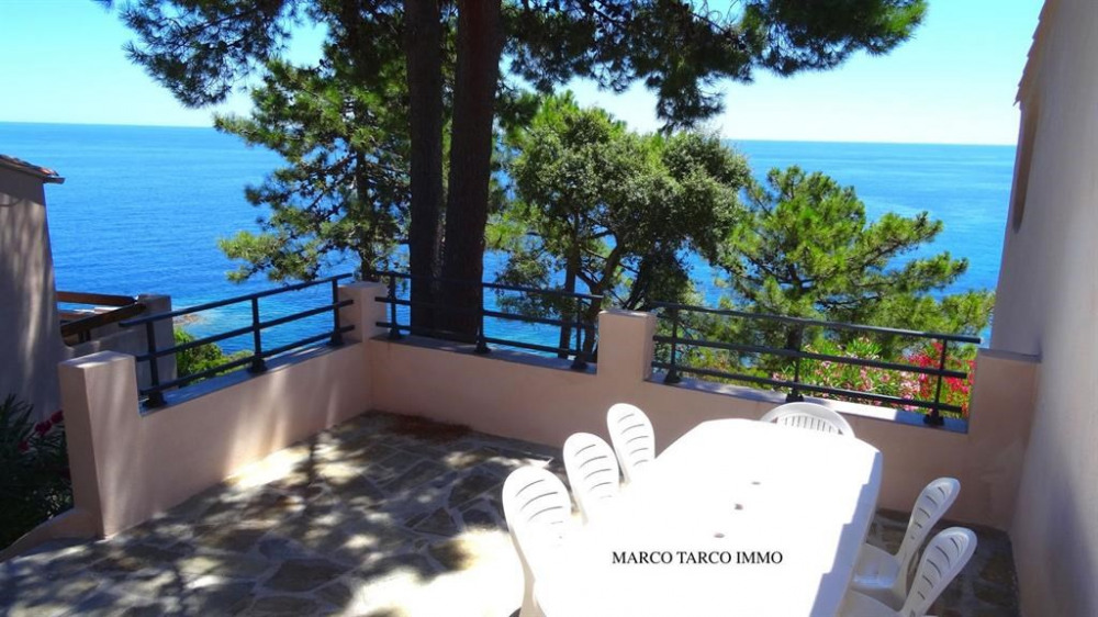Location vacances Zonza -  Maison - 10 personnes - Barbecue - Photo N° 1