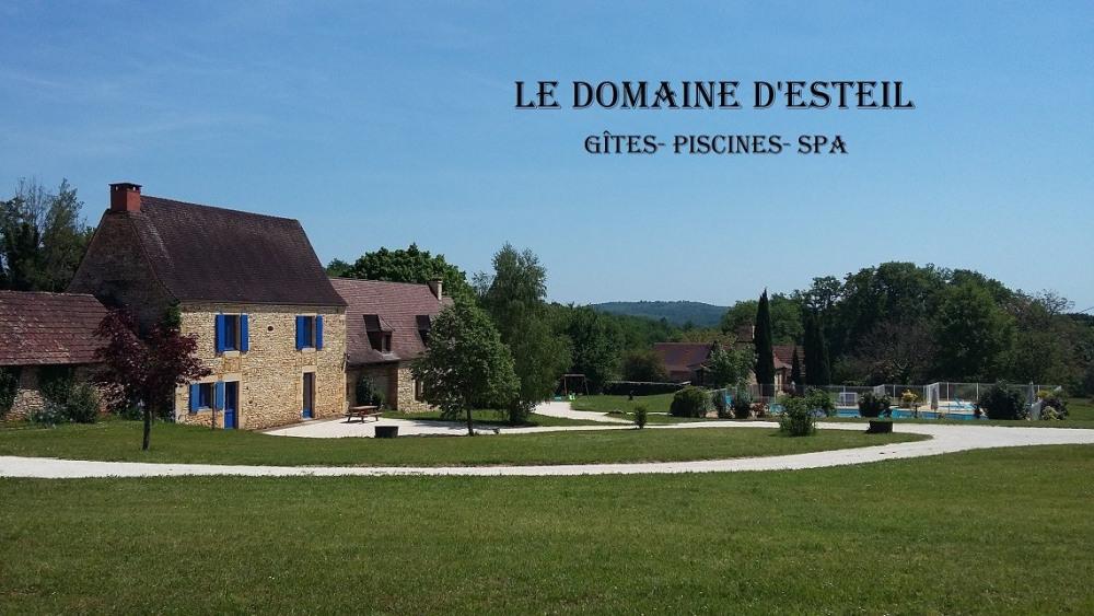 """""""Domaine d'Esteil"""" large cottage near Sa - Sarlat-la-Canéda"""