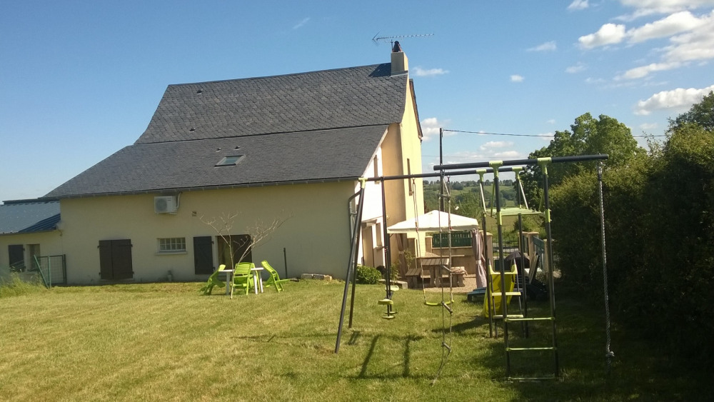 Location vacances Najac -  Gite - 6 personnes - Barbecue - Photo N° 1