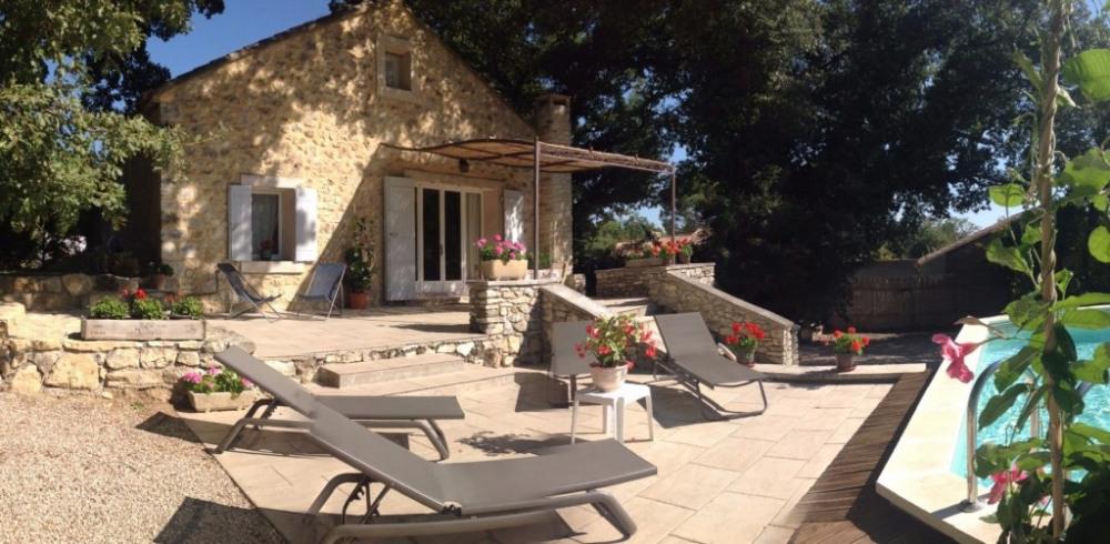 2eme Terrasse et bains de soleil
