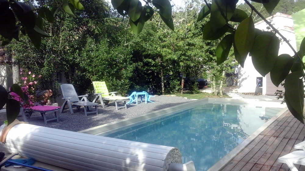 Holiday rentals Saint-Paul-le-Jeune - House - 6 persons - BBQ - Photo N° 1