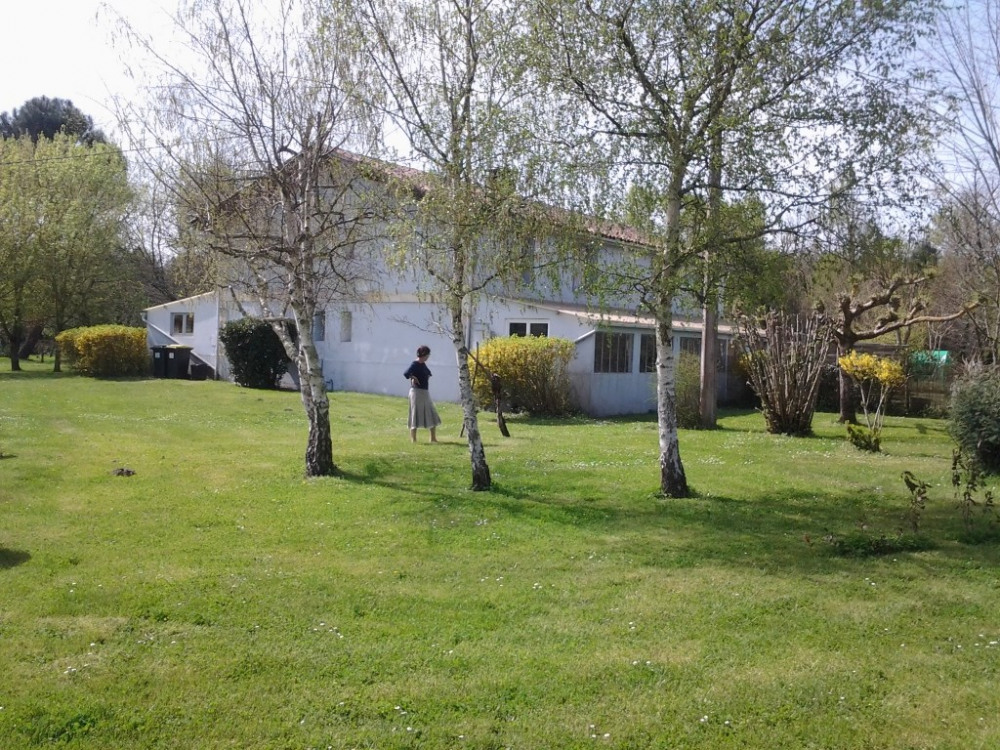 Maison mitoyenne Vensac