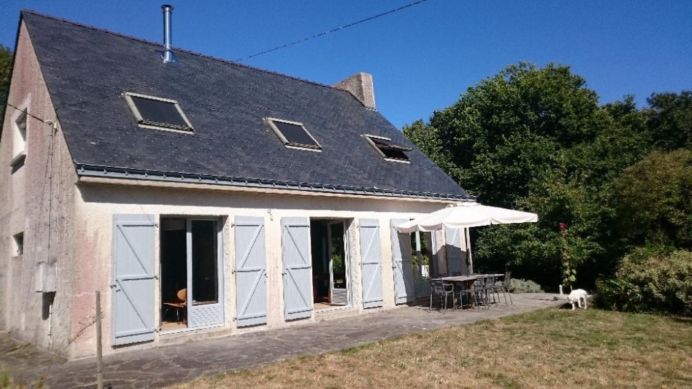 Location vacances Moëlan-sur-Mer -  Maison - 10 personnes - Barbecue - Photo N° 1