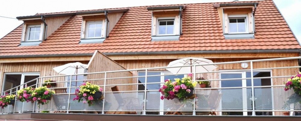 Holiday rentals Nothalten - House - 6 persons - BBQ - Photo N° 1