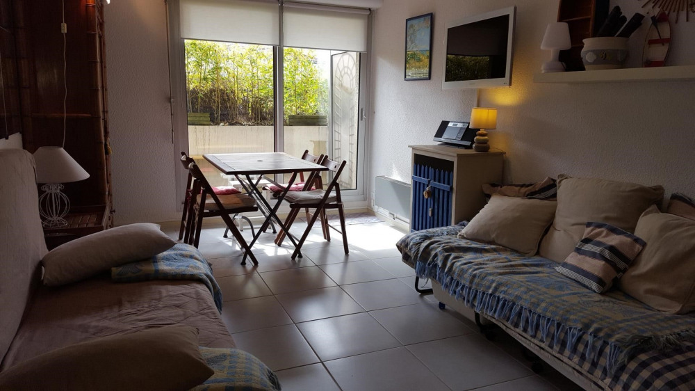 Location vacances Arcachon -  Appartement - 5 personnes -  - Photo N° 1